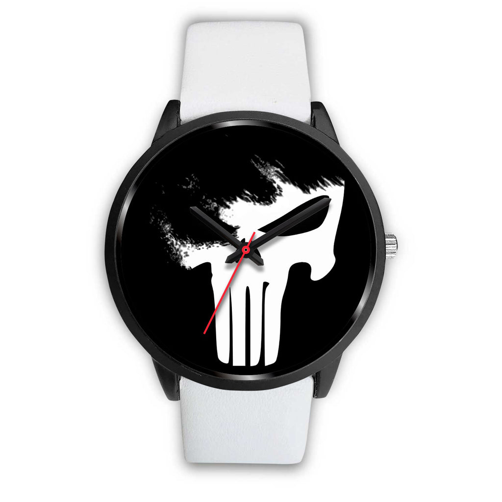 Punisher Skull Unisex Watch