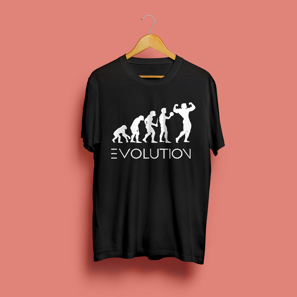 Gym Evolution Short-Sleeve Unisex T-Shirt