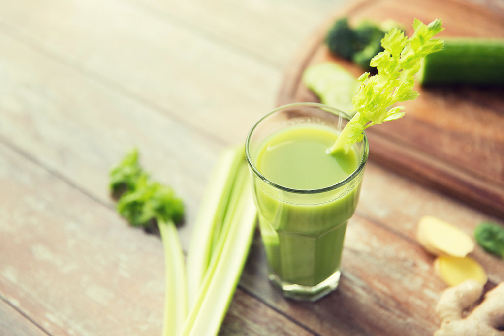 10 Reasons to Enjoy Celery Juice
