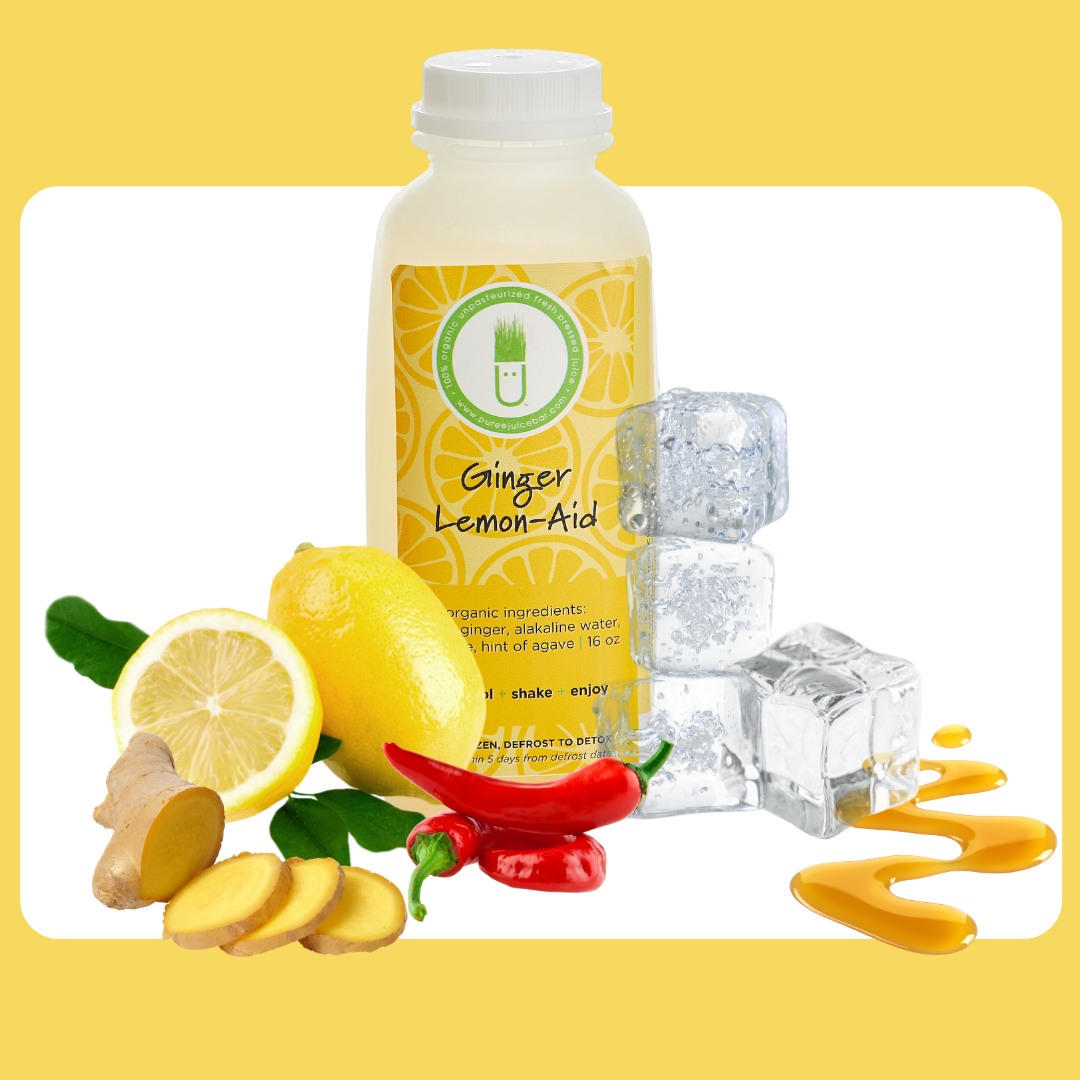 Ginger Lemon-Aid