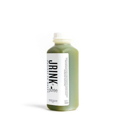 Celery Juice. Jrink by Purée is an organic, raw, cold-pressed juice shipping service, delivering all over the United States.