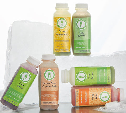 Organic Intermediate Cleanse