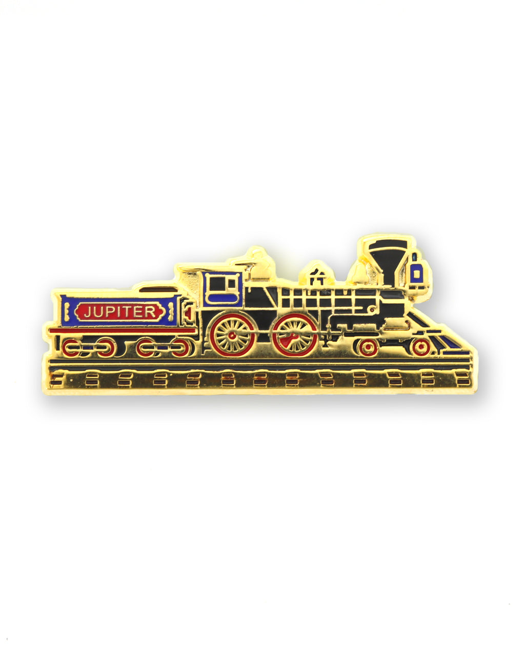 Jupiter Train Color Pin