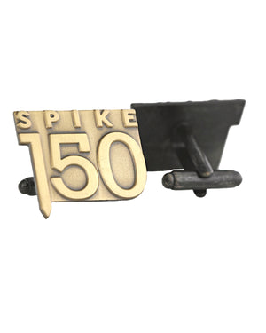 Golden Spike 150 Commemorative Cufflinks