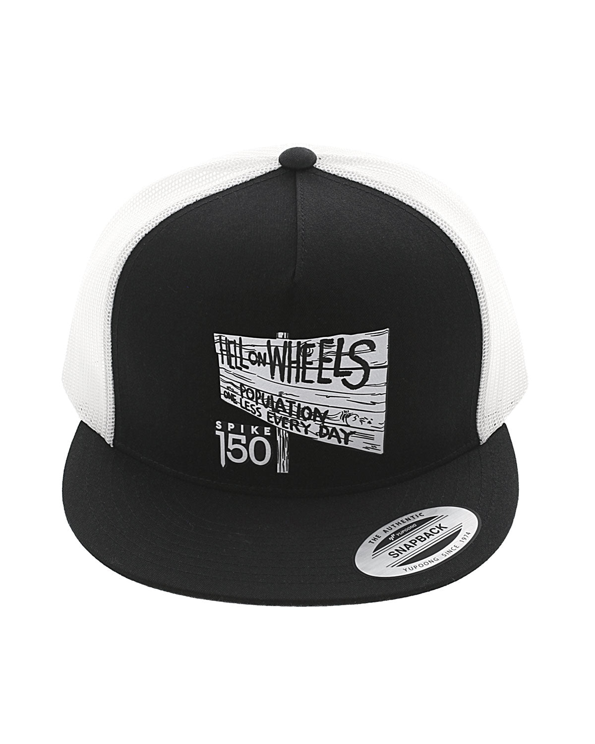 Hell on Wheels Trucker Hat