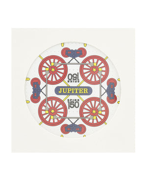 Jupiter Coaster Set