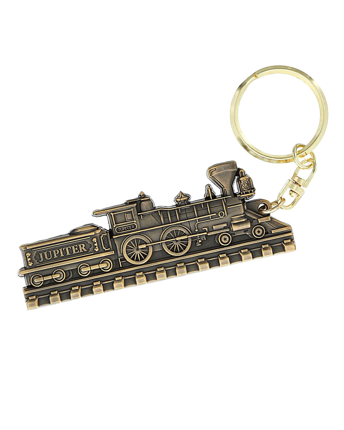 Jupiter Train Keychain