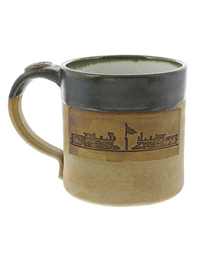 Steam Train Meet Up Mug