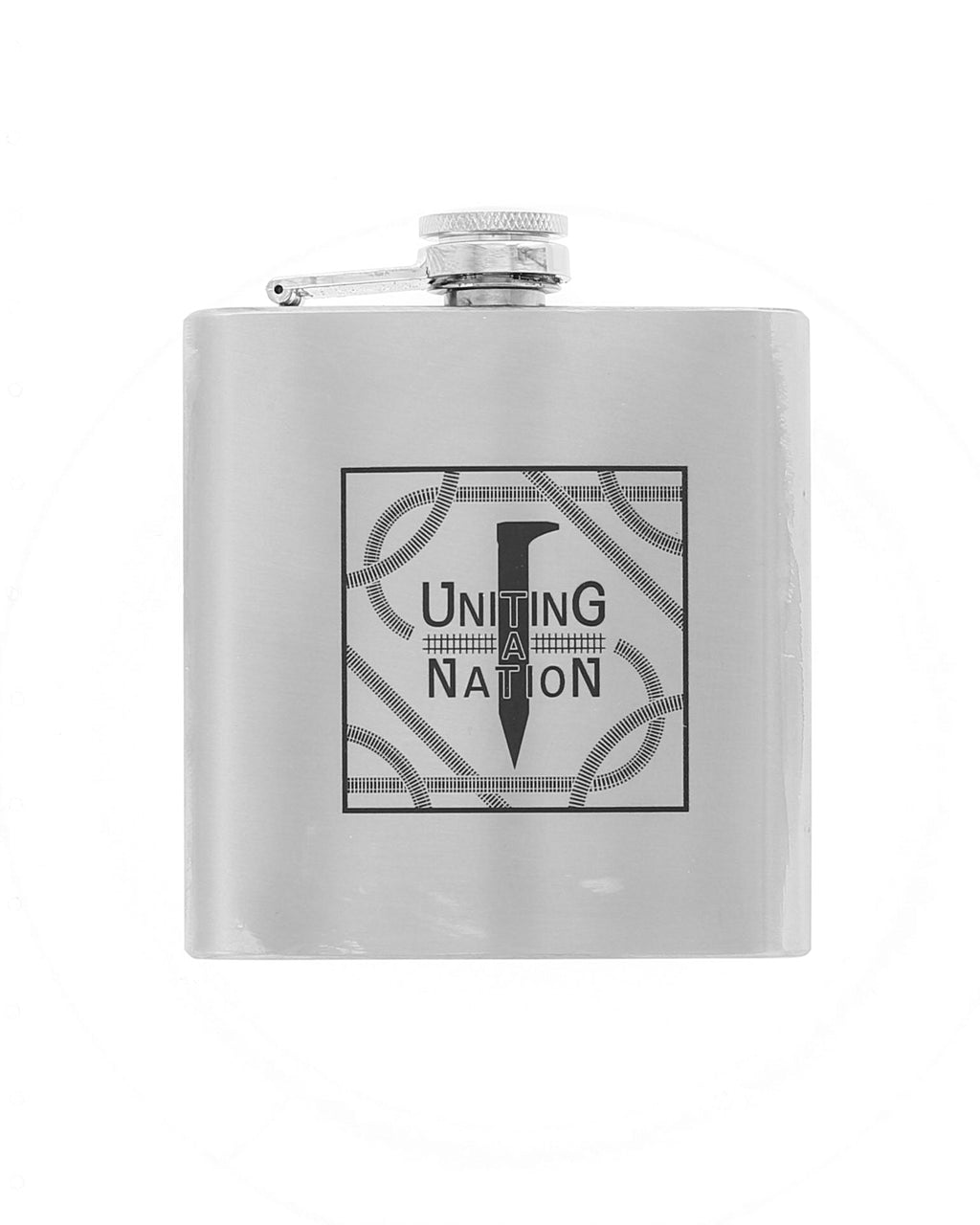 Uniting a Nation Flask