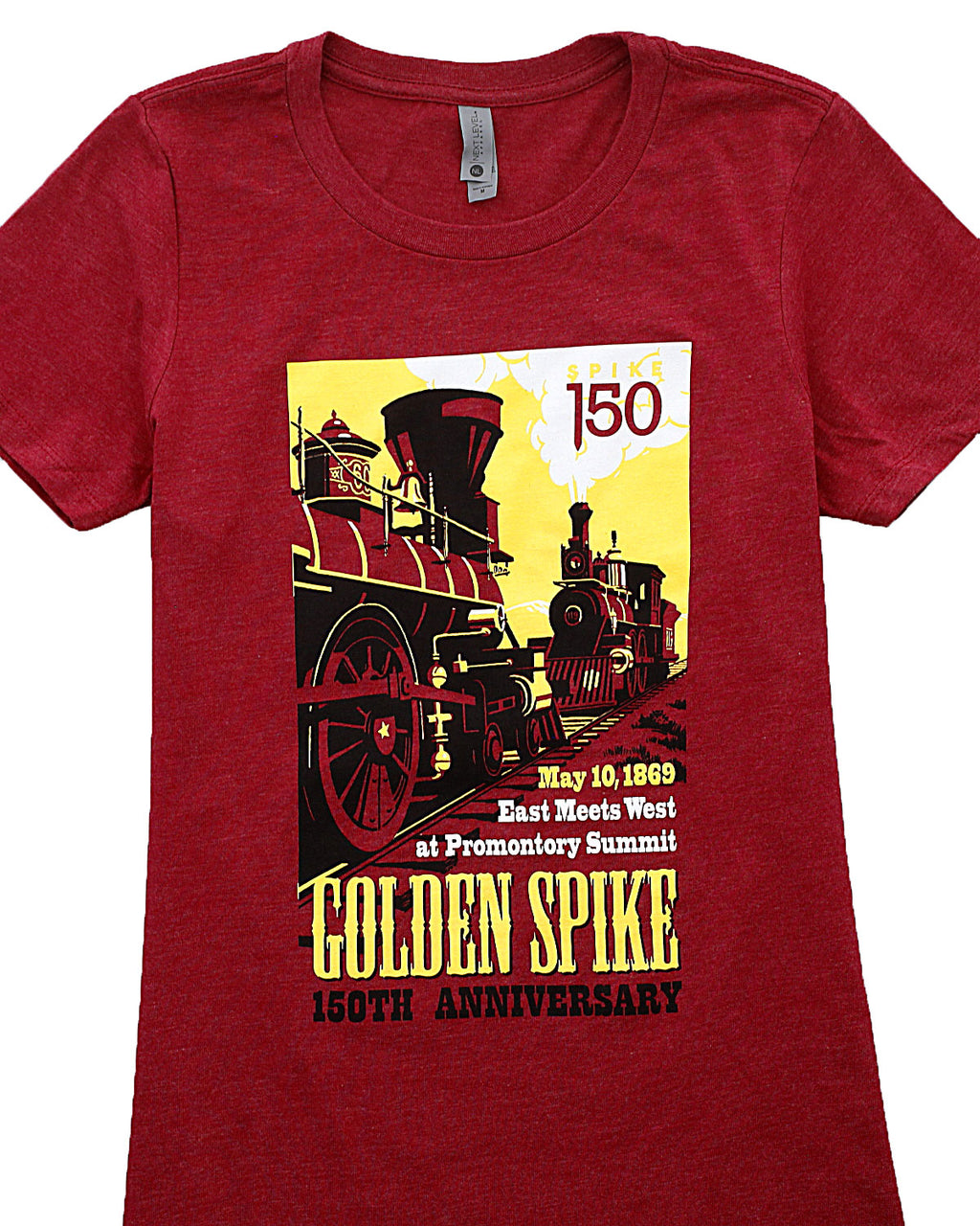 "Women's ""Golden Spike National Historic Site"" T-Shirt"