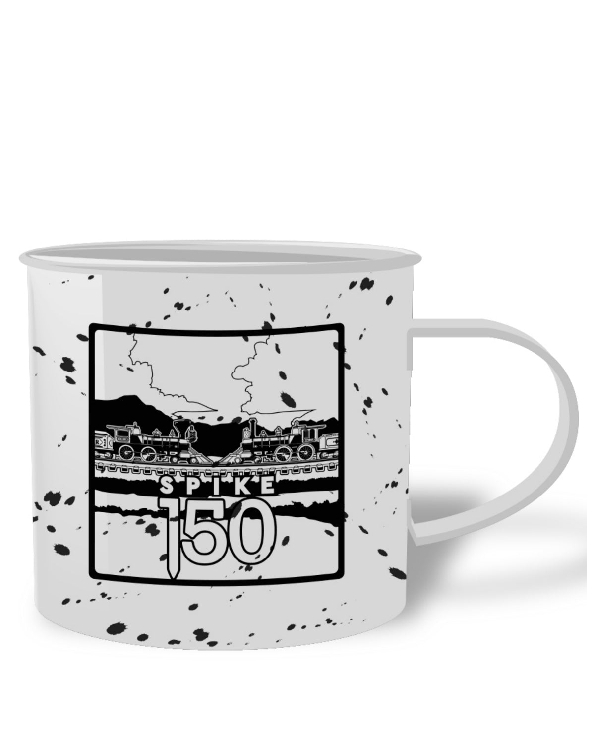 Set of 4 Commemorative Mugs