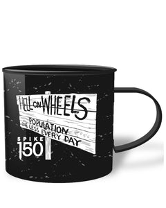Hell on Wheels Campfire Mug