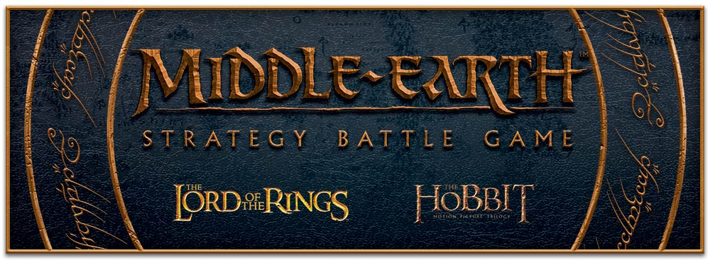 Middle Earth - Strategy Battle Game
