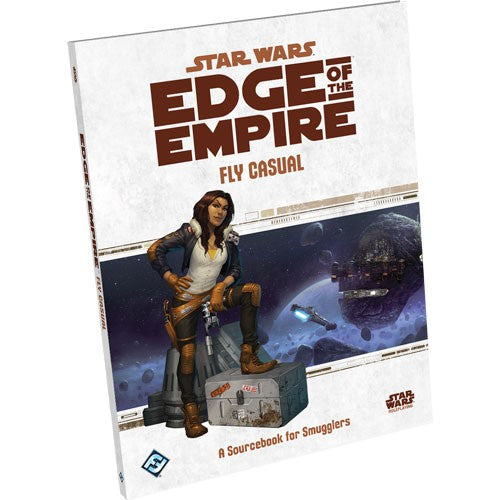 Star Wars: Edge of the Empire RPG - Fly Casual Sourcebook - RPG SW