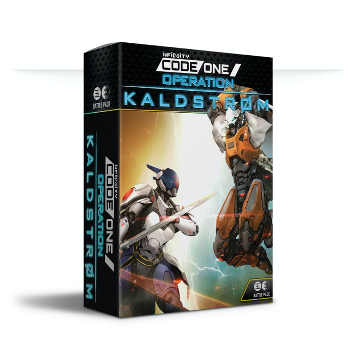Operation Kaldstrøm - Infinity CodeOne: PanOceania & Yu Jing Battle Pack (EN)-RedQueen.mx