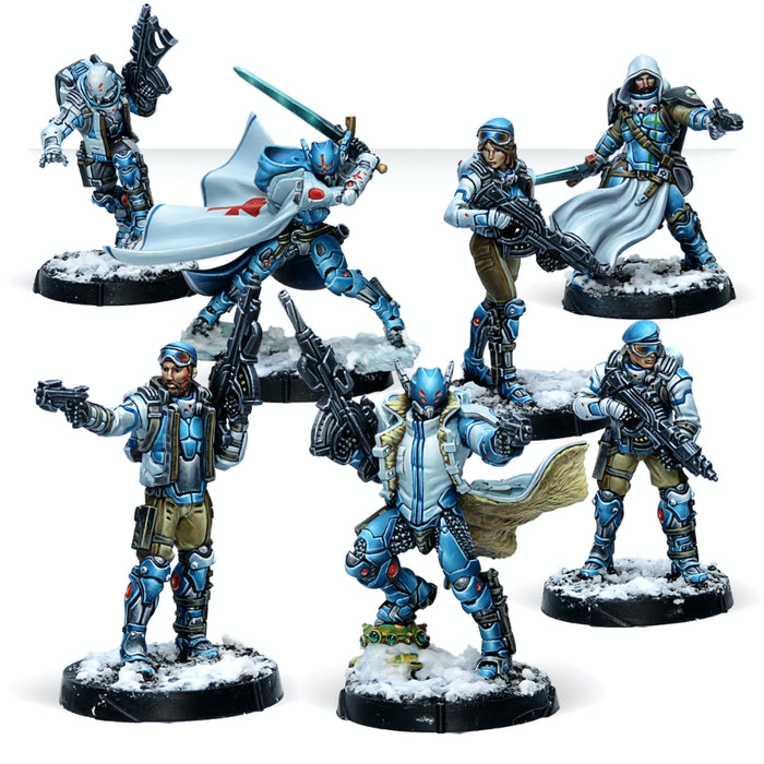 Operation Kaldstrøm - Infinity CodeOne: PanOceania & Yu Jing Battle Pack (ES)-RedQueen.mx
