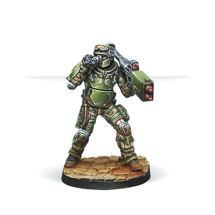 Marauders, 5307th Ranger Unit - Infinity: Ariadna Pack-RedQueen.mx