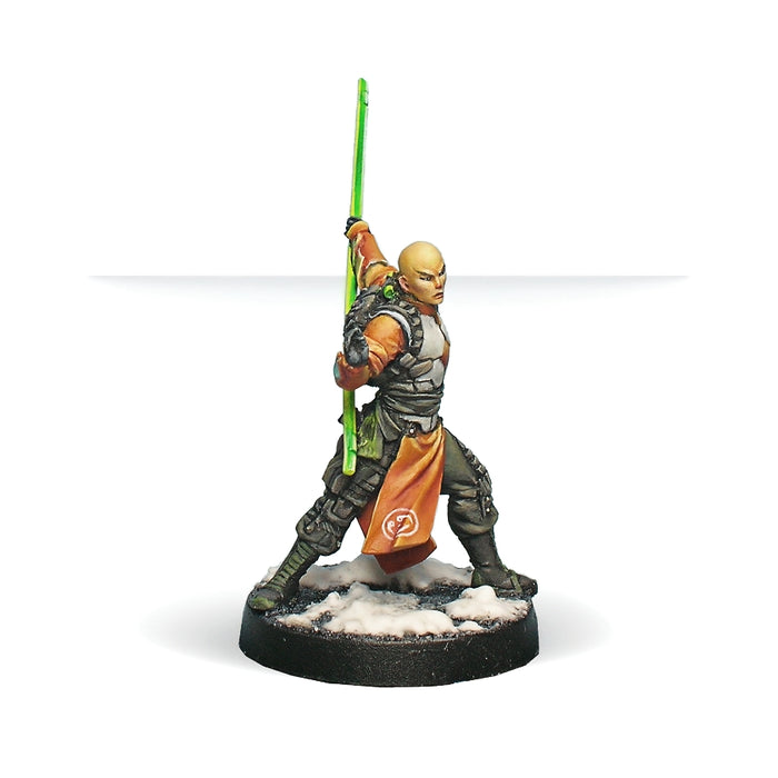 Shaolin Warrior Monks - Infinity: Yu Jing Pack-RedQueen.mx