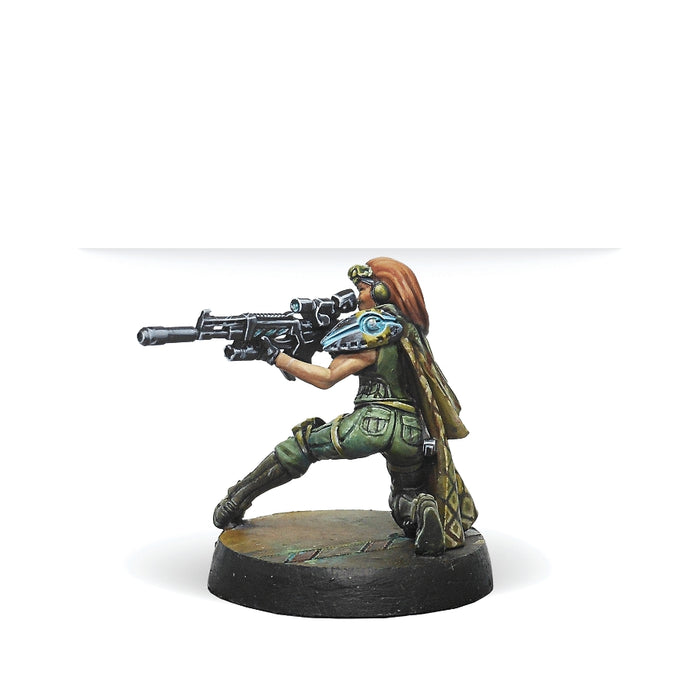 Major Lunah, Ex-Aristeia! Sniper (Viral Sniper Rifle) - Infinity: NA2 Pack-RedQueen.mx