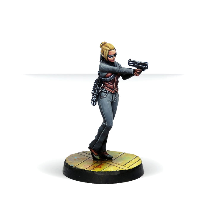 CSU, Corporate Security Unit (Boarding Shotgun) - Infinity: NA2 Pack-RedQueen.mx