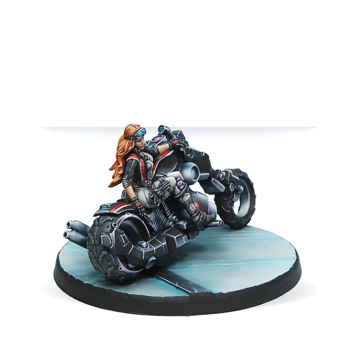 Penthesilea, Amazon Warrioress (Special Edition) - Infinity: ALEPH Pack-RedQueen.mx