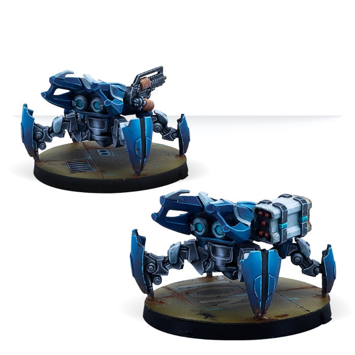 Dronbot Remotes - Infinity: Panoceania Pack-RedQueen.mx