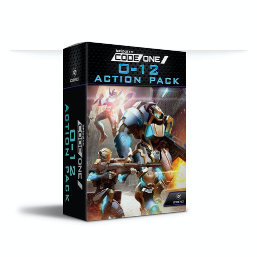 O-12 Action Pack - Infinity CodeOne-RedQueen.mx