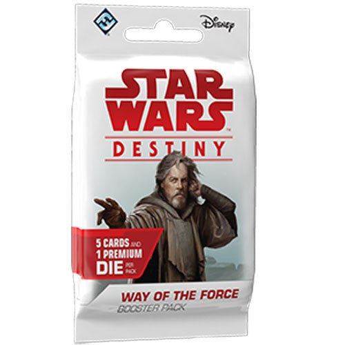 Way of the Force - Destiny Booster Pack - redqueen-mx
