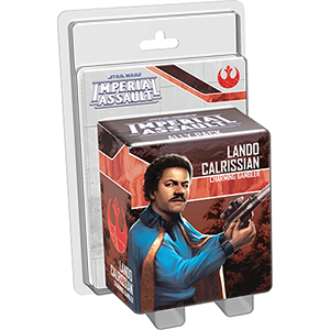 Lando Calrissian - Imperial Assault Pack-RedQueen.mx