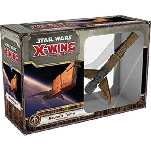 Hound's Tooth - X-Wing Expansion-RedQueen.mx