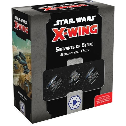 Servants of Strife Squadron - X-Wing 2E Expansion - SW X-Wing