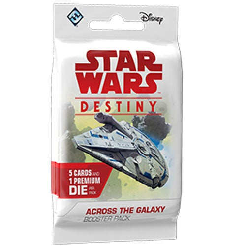 Across the Galaxy - Destiny Booster Pack-RedQueen.mx