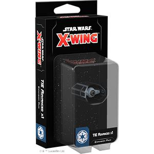 TIE Advanced x1 - X-Wing 2E Expansion-RedQueen.mx