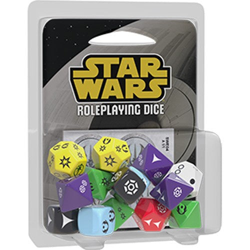 Star Wars RPG: Roleplaying Dice-RedQueen.mx