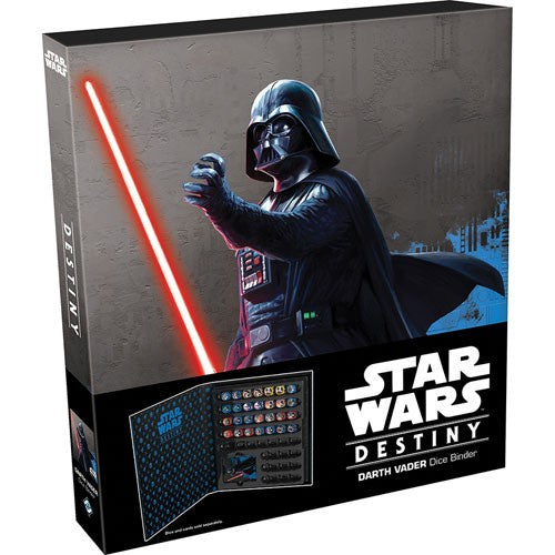 Darth Vader - Destiny Dice Binder-RedQueen.mx