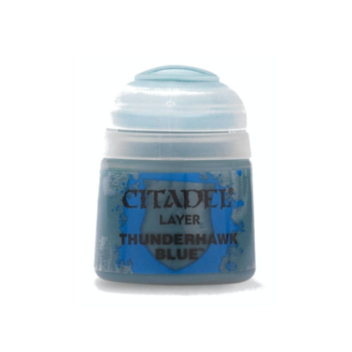Thunderhawk Blue Layer (12ml) - Citadel Colour Paint-RedQueen.mx