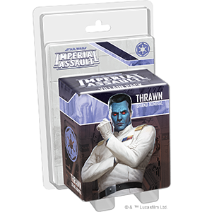 Thrawn - Imperial Assault Pack - SW Imperial Assault