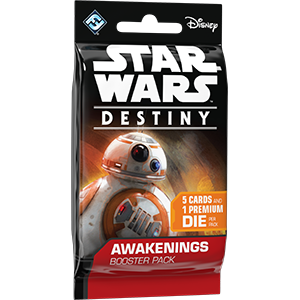 Awakenings - Destiny Booster Pack - SW Destiny LCG