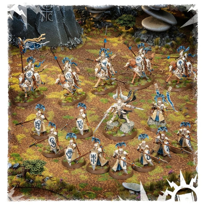 Lumineth Realm-Lords Launch Set (LE) - WH Age of Sigmar (ES)-RedQueen.mx