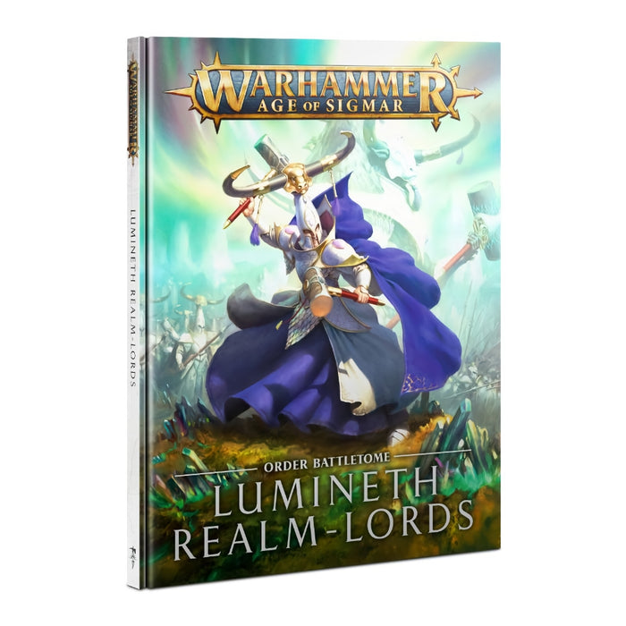 Battletome (HB) (EN) - WH Age of Sigmar: Lumineth Realm-Lords