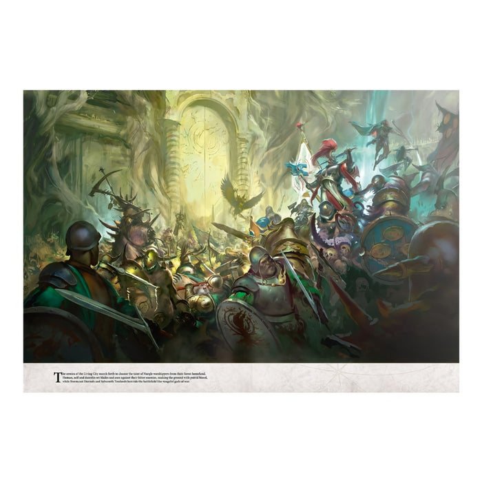 Order Battletome: Cities of Sigmar (Hardback) (EN) - WH Age of Sigmar