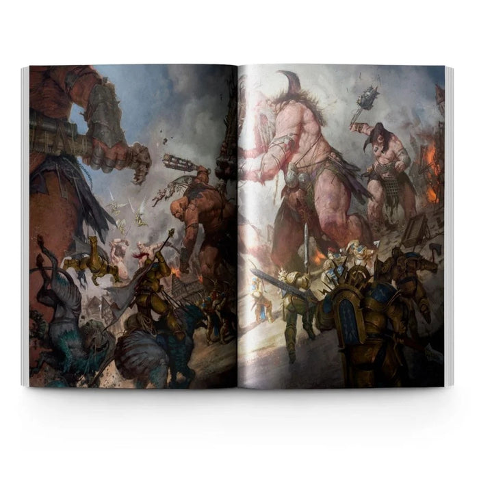 Sons of Behemat Battletome (Español) - WH Age of Sigmar