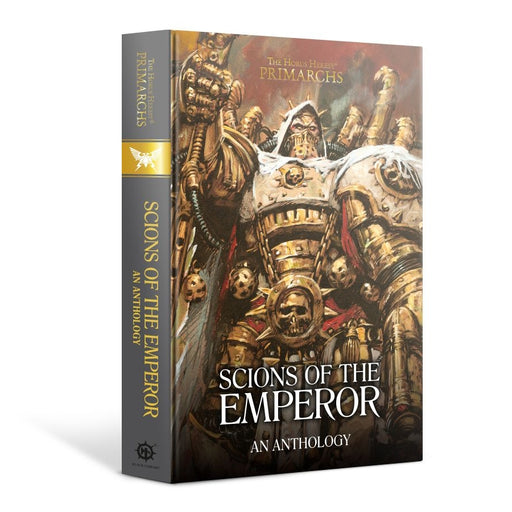 Scions of the Emperor: An Anthology (Hardback) (EN)-RedQueen.mx