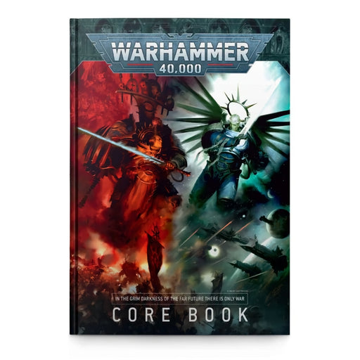 Warhammer 40,000 Core Rule Book (EN)-RedQueen.mx