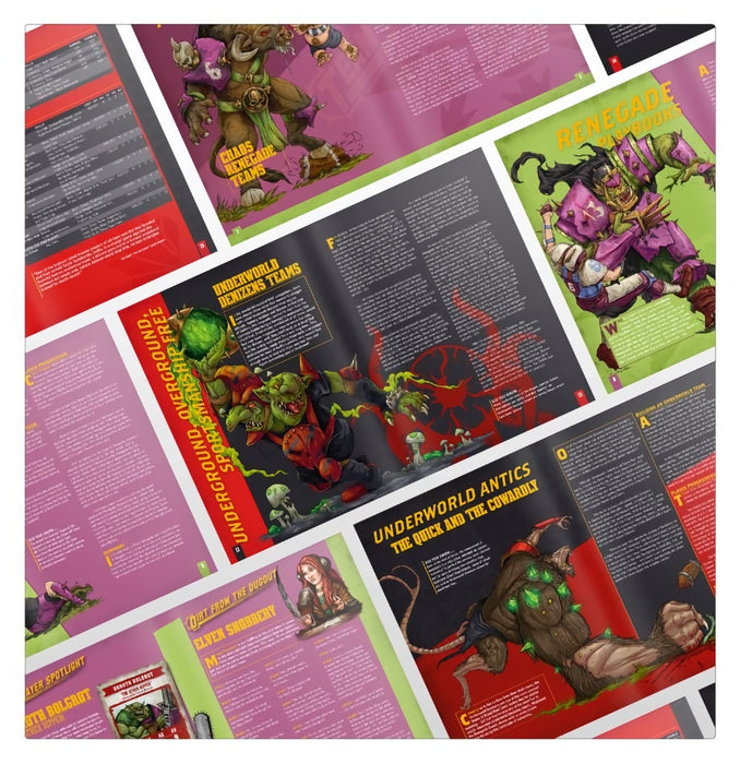 Blood Bowl Spike! Journal Issue 9 (EN)-RedQueen.mx