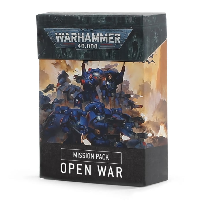 Open War Mission Pack - WH40k (EN)-RedQueen.mx