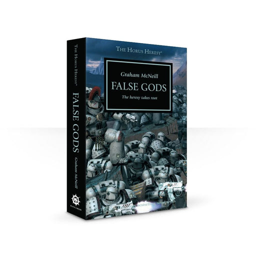 False Gods - Horus Heresy Book 2 (Paperback) (EN)-RedQueen.mx
