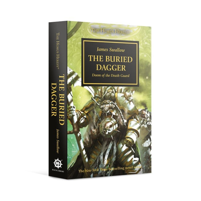 The Buried Dagger - Horus Heresy Book 54 (Paperback) (EN)