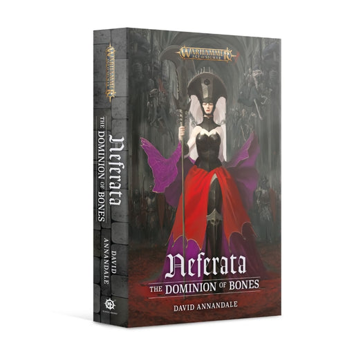 Neferata: The Dominion of Bones (Paperback) (EN)-RedQueen.mx