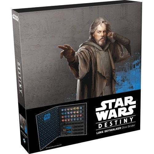 Luke Skywalker - Destiny Dice Binder-RedQueen.mx